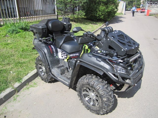 Квадроцикл CFMOTO X8 Monster