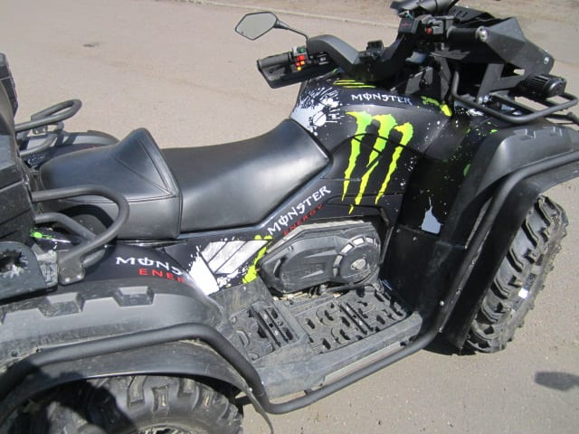 Квадроцикл CFMOTO X8 Monster