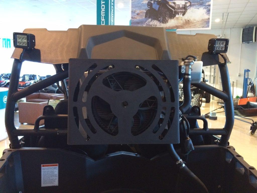 Квадроцикл CF800-Z8 EFI