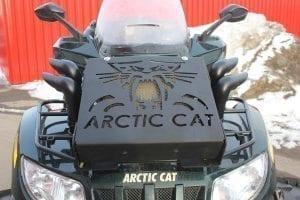 Установка выноса радиатора и шноркелей на ARCTIC CAT