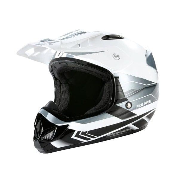 Polaris Шлем / DEMON 1.1 HLMT SILVER GLOSS-2XL 286417812