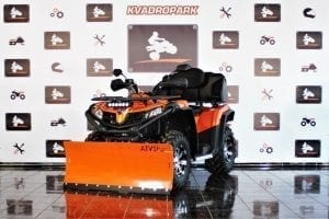Тюнинг квадроцикла CFMOTO X4 EPS