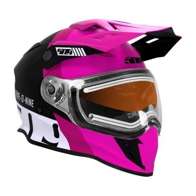 Delta R3 2.0 Fidlock pink