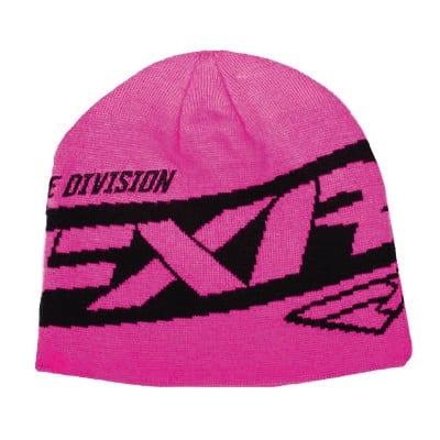 шапка fxr podium elec pink