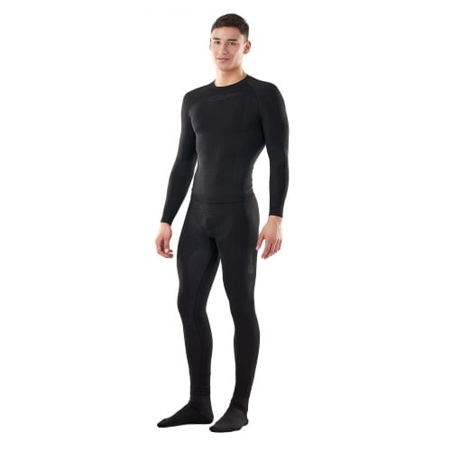 Dragonfly термобельё DF 2DThermo Light  (Black) комплект (XL-XXL) 300208XL