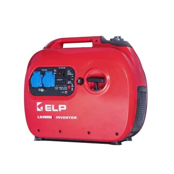 Генератор (красный) 2 кВт, LH2000-RED
