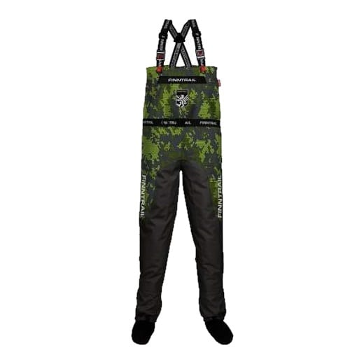 Finntrail Вейдерсы  Aquamaster 1526 CamoGreen (XL)