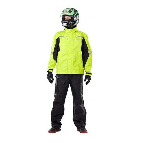 Куртка - дождевик. EVO YELLOW (мембрана) (L) 400122-19-530L