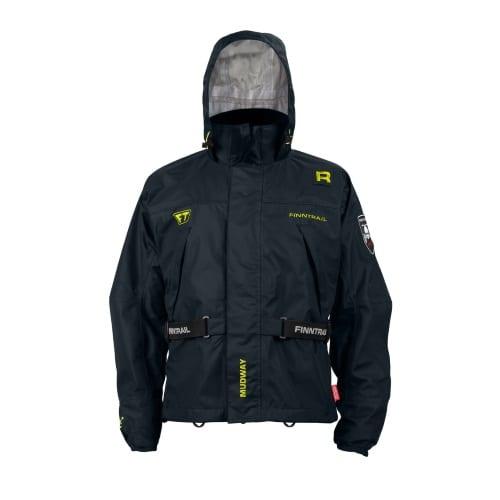 Finntrail Куртка  Mudway 2000 Graphite (XXXL)