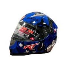 Probiker Шлем (интеграл)  Ricardo Dragon Blue