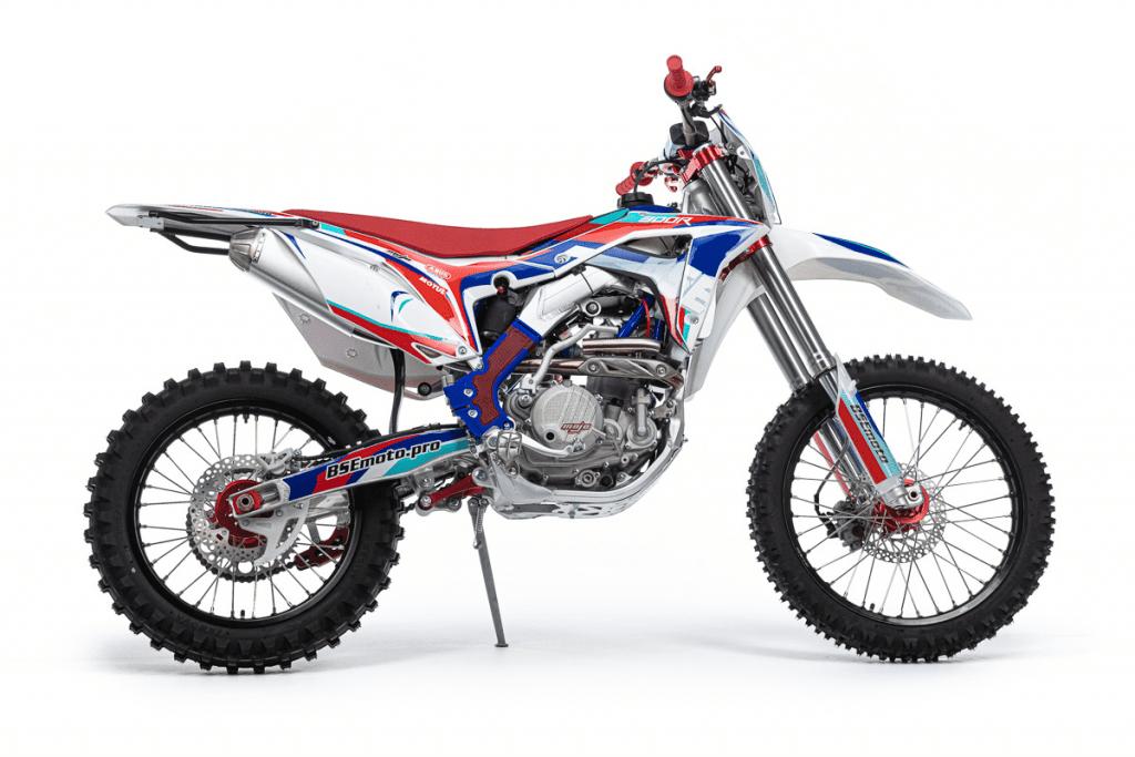 Кроссовый мотоцикл BSE RTC-300R 3