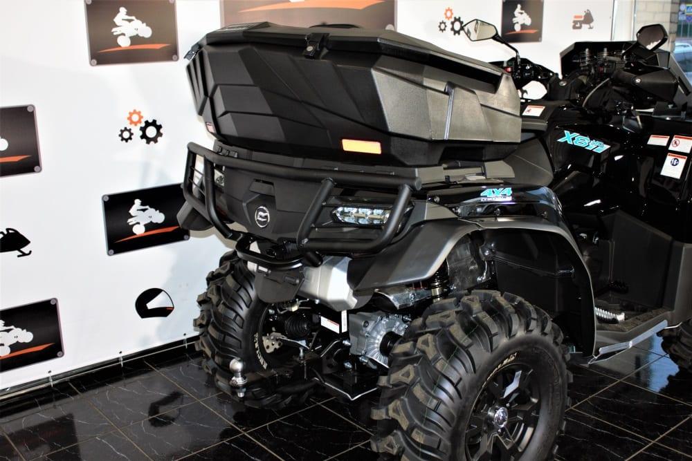 Тюнинг квадроцикла CFMOTO X8 H.O.