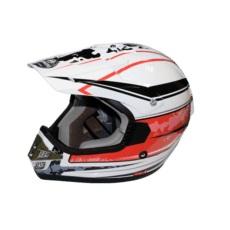 CFMOTO  Шлем кроссовый V320 WHITE-RED