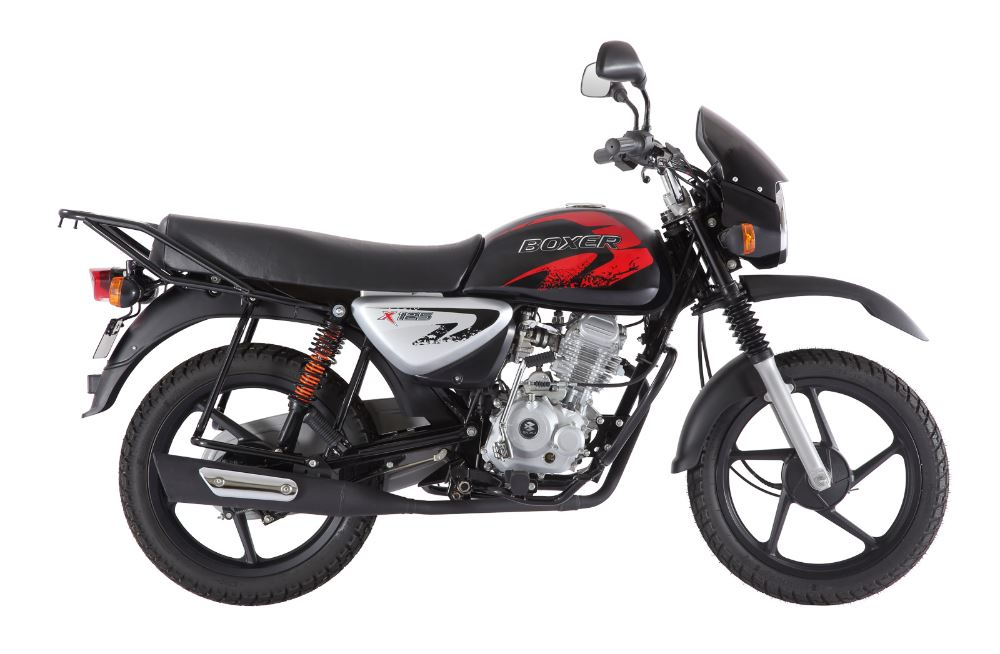 Топ-5 недорогих мотоциклов для города