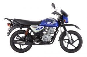 Мотоцикл 2019 Bajaj Boxer BM 125X