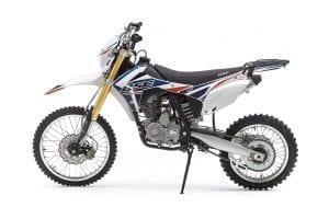 Кроссовый мотоцикл BSE J1 3
