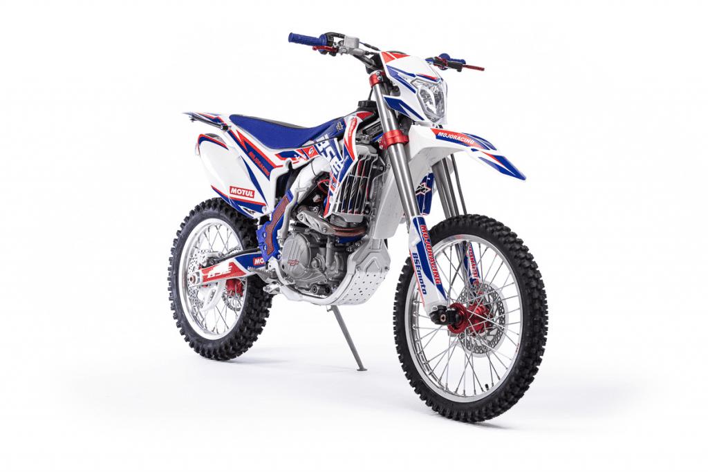 Кроссовый мотоцикл BSE M2 ПТС 1
