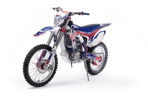 Кроссовый мотоцикл BSE M8 3