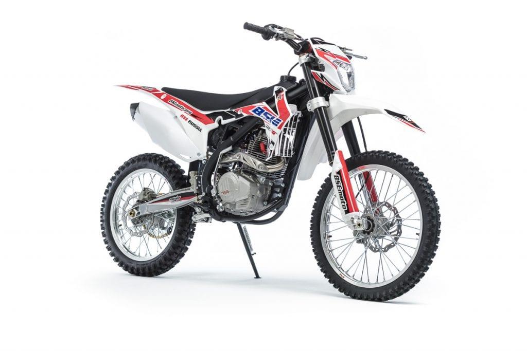 Кроссовый мотоцикл BSE Z5 4