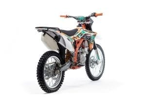 Кроссовый мотоцикл BSE Z6 3