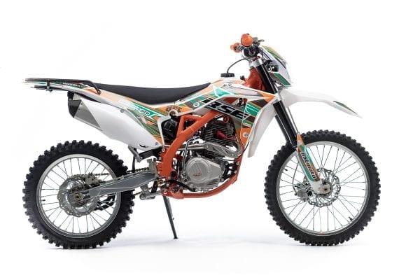 Кроссовый мотоцикл BSE Z6 2