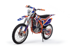Кроссовый мотоцикл BSE Z8 1