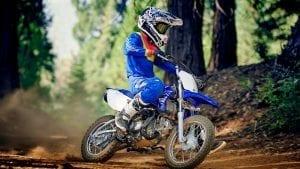Мотоцикл 2020 Yamaha TT-R110E детский