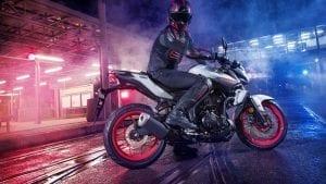 Мотоцикл 2020 Yamaha MTN-320A (MT-03)