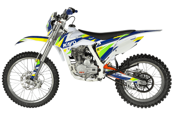 Мотоцикл 2020 KAYO K1 250 MX 21/18