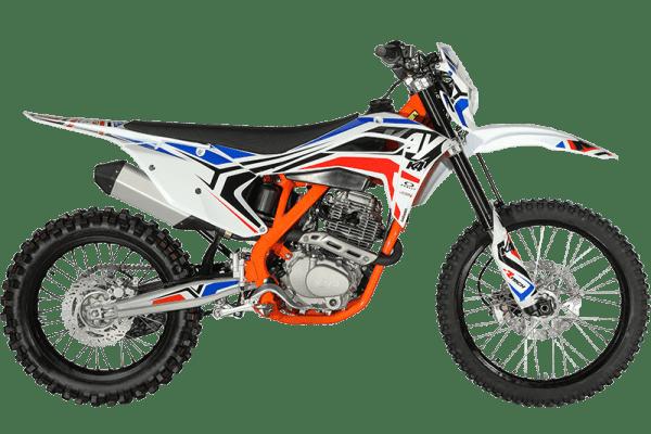 Мотоцикл 2020 KAYO K4 MX 21/18