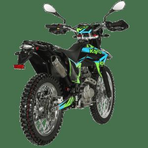 Мотоцикл 2020 KAYO T2 250 Enduro 21/18