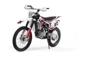 Кроссовый мотоцикл BSE Z4 1