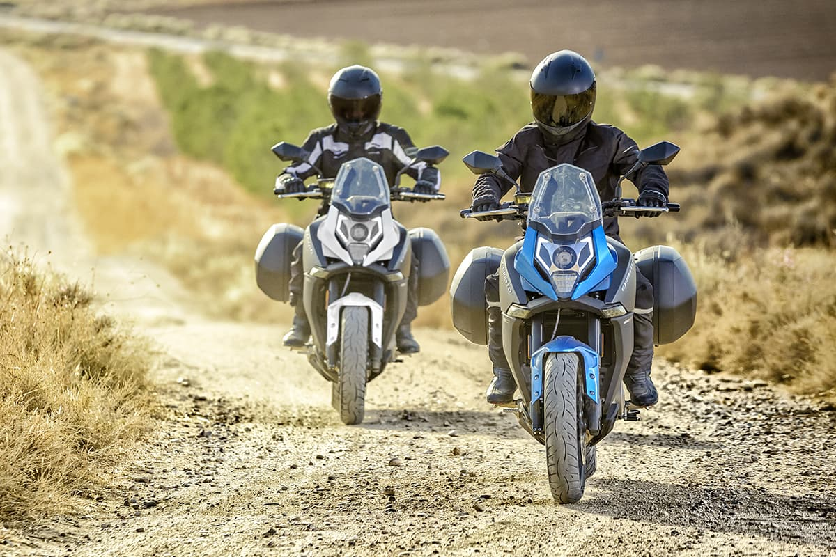 Обзор мотоциклов CFMOTO с двигателем 650 см³