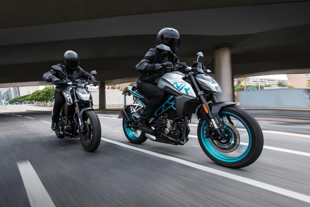ТОП-5 мотоциклов CFMOTO 2020 года