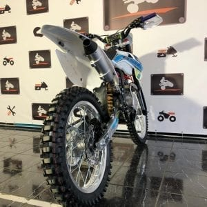 Кроссовый мотоцикл BSE Z2 1