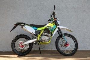Кроссовый мотоцикл BSE Z3 ПТС 1