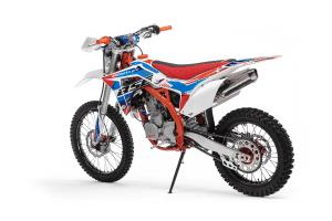 Кроссовый мотоцикл BSE Z7 1