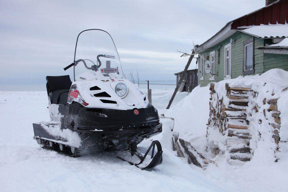 Стоимость новых снегоходов «Буран»