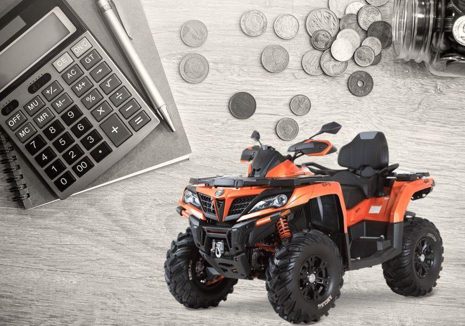 Транспортный налог на квадроцикл: сколько и за что платить?